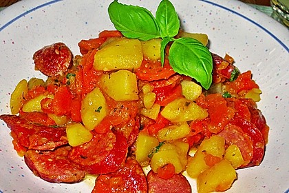 Möhren Kartoffel Eintopf 11