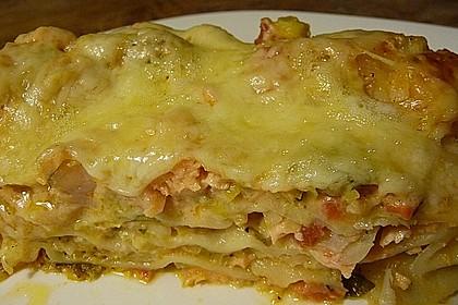 Lasagne mit Meeresfrüchten 0