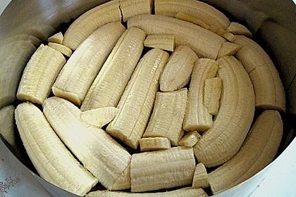 Bananen - Schokolade - Torte 11