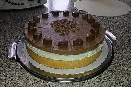 Bananen - Schokolade - Torte 10