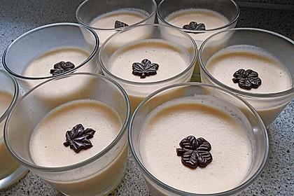 Eierpunsch - Dessert