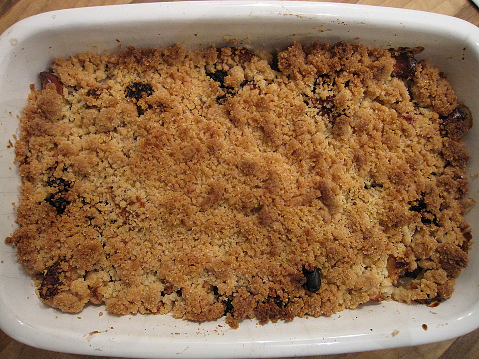 apple crumble rezept mit bild von hans49. Black Bedroom Furniture Sets. Home Design Ideas