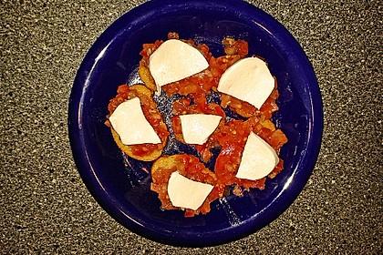 Bruschetta mit Tomaten und Knoblauch 57