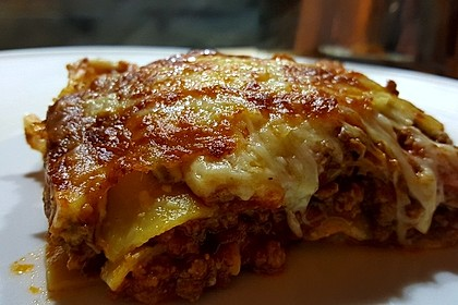 Lasagne auf Bologneser Art 3