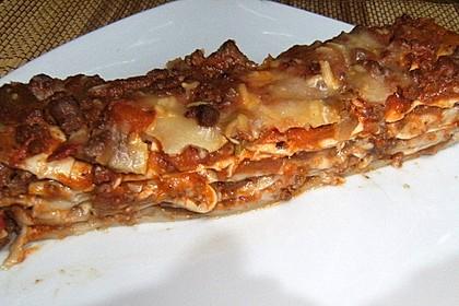 Lasagne auf Bologneser Art 2