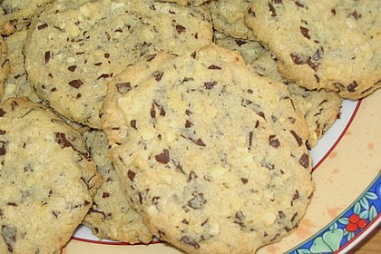 Butter - Mandel - Cookies 8