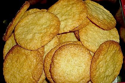 Butter - Mandel - Cookies 8