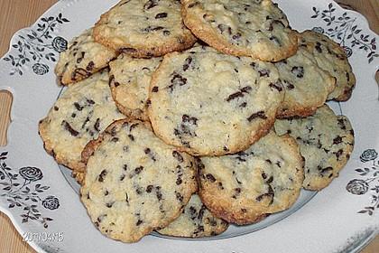 Butter - Mandel - Cookies 11