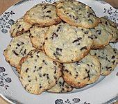 Butter - Mandel - Cookies (Bild)