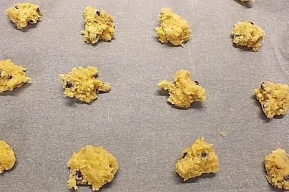 Butter - Mandel - Cookies 16