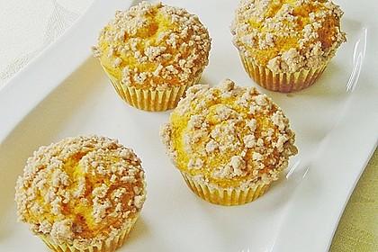 Kürbis - Muffins 4