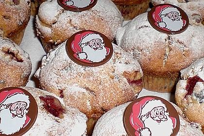 Schoko - Kirsch - Muffins 15