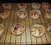 Schoko - Kirsch - Muffins (Bild)