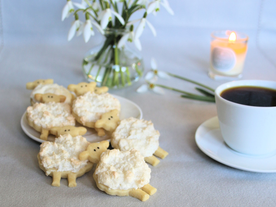 Rezept kekse ostern
