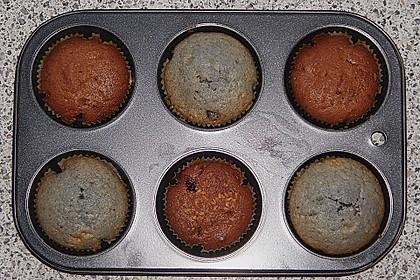 Amaretto - Kirsch Muffins 1