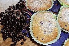Holunderbeer Muffins