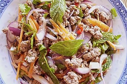 Thai - Rinderhackfleischsalat 3