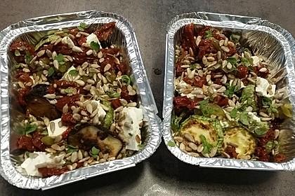Auberginen-Zucchini-Fetapäckchen 27