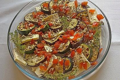 Auberginen-Zucchini-Fetapäckchen 2