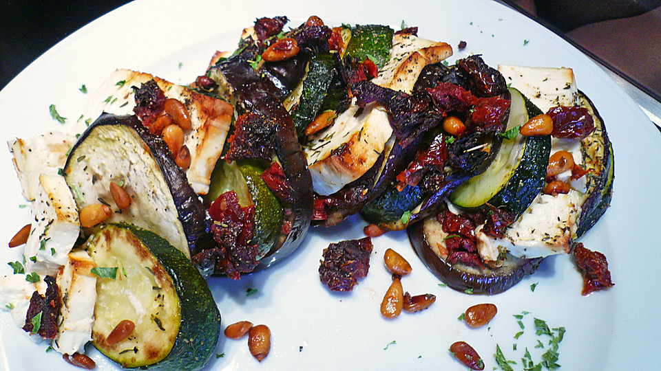 auberginen zucchini fetap ckchen rezept mit bild. Black Bedroom Furniture Sets. Home Design Ideas