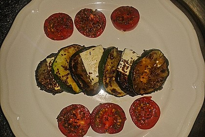 Auberginen-Zucchini-Fetapäckchen 23
