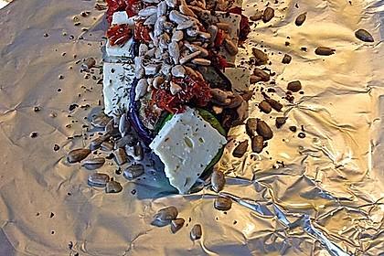 Auberginen-Zucchini-Fetapäckchen 21