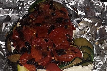 Auberginen-Zucchini-Fetapäckchen 29
