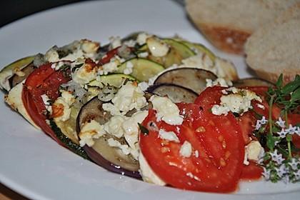 Auberginen-Zucchini-Fetapäckchen 22