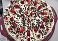 Leichte Erdbeer - Dickmilch Torte