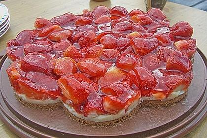 Erdbeer - Vanille - Biskuit 1
