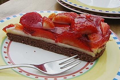 Erdbeer - Vanille - Biskuit 2