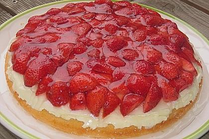 Erdbeer - Vanille - Biskuit 3