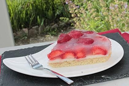 Erdbeer - Vanille - Biskuit 6