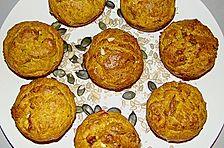 Zucchini - Feta - Muffins