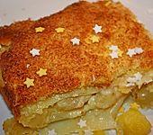 Süße Lasagne (Bild)