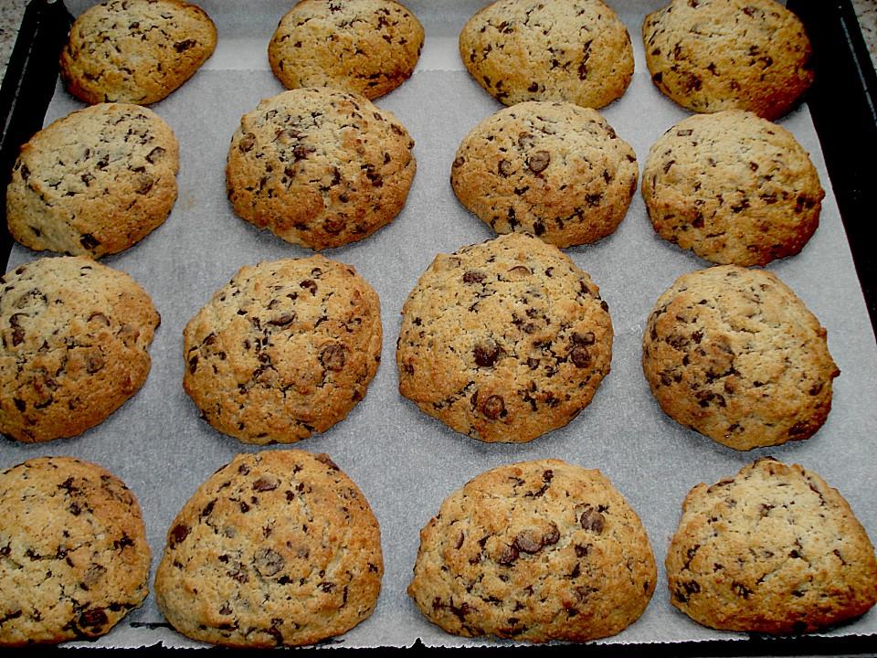 chocolate cookies rezept mit bild von valerie84. Black Bedroom Furniture Sets. Home Design Ideas