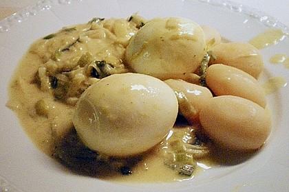 Senf - Eier mit Reis 6