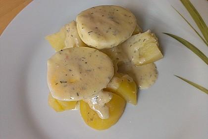 Senf - Eier mit Reis 4