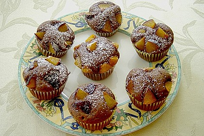 Obst - Muffins 3