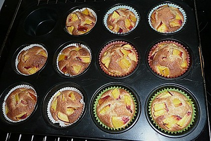 Obst - Muffins 8