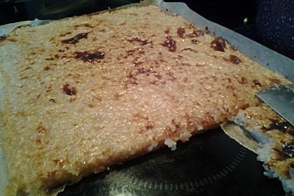 Kokosnuss - Reis - Dessert