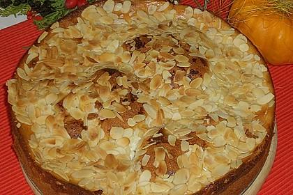 Blitzkuchen mit Äpfeln
