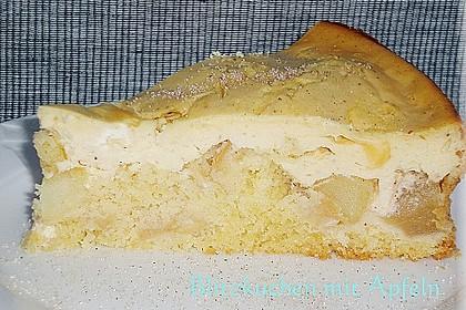 Blitzkuchen mit Äpfeln 1