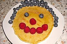 Heidelbeer - Pfannkuchen