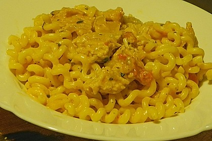 Exotische Putenhackfleisch - Zucchini - Pfanne 2