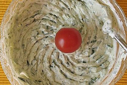 Bärlauch - Frischkäse 1
