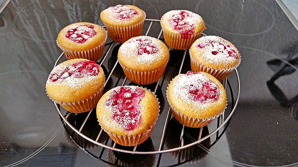 Rhabarber - Käsekuchen - Muffins von labell | Chefkoch.de