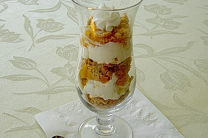 Pfirsich - Cantuccini - Trifle 8