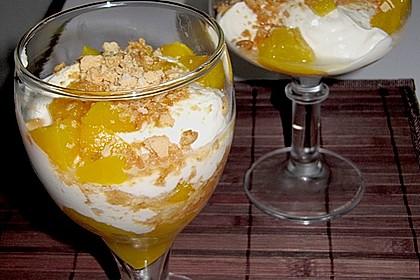 Pfirsich - Cantuccini - Trifle 9