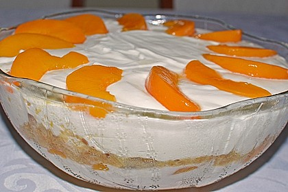 Pfirsich - Cantuccini - Trifle 10